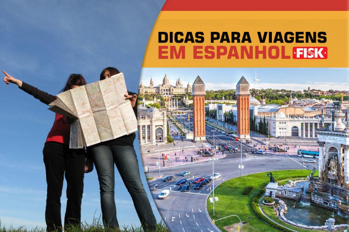 Frases básicas em espanhol para viagem