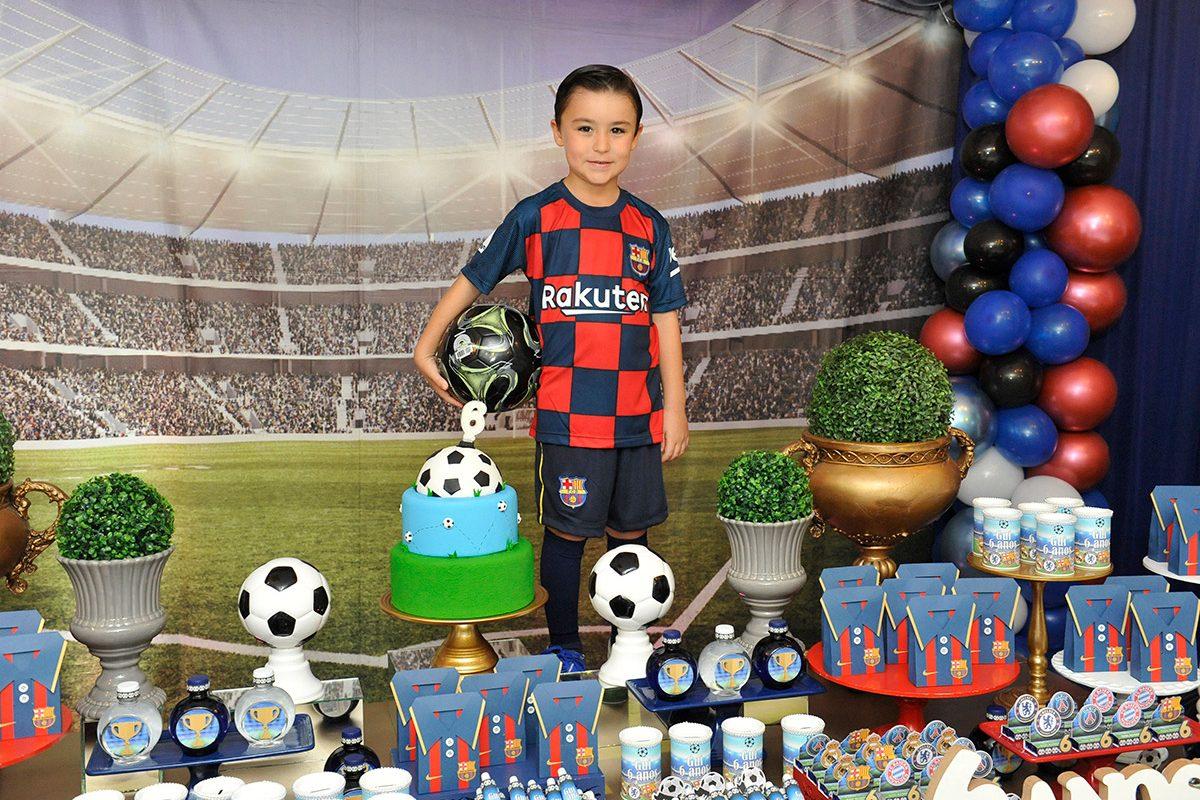 Guilherme – 6 anos