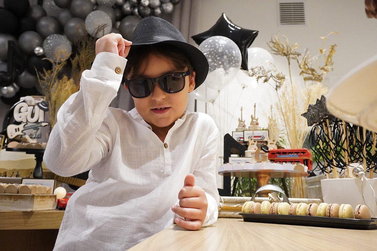Guilherme – 7 anos