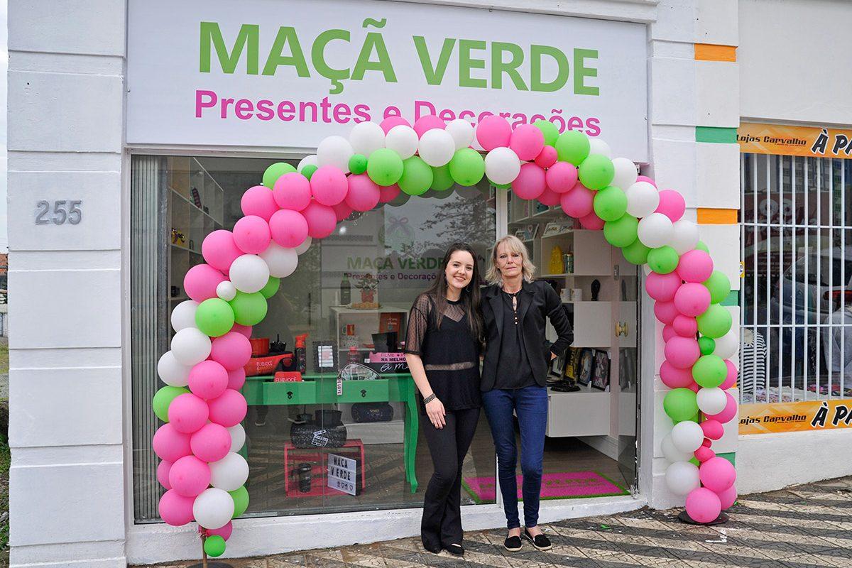Inauguração da loja Maçã Verde Presentes e Decorações (Piçarras)