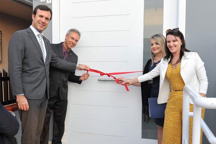 Inauguração da nova sede da OAB Piçarras