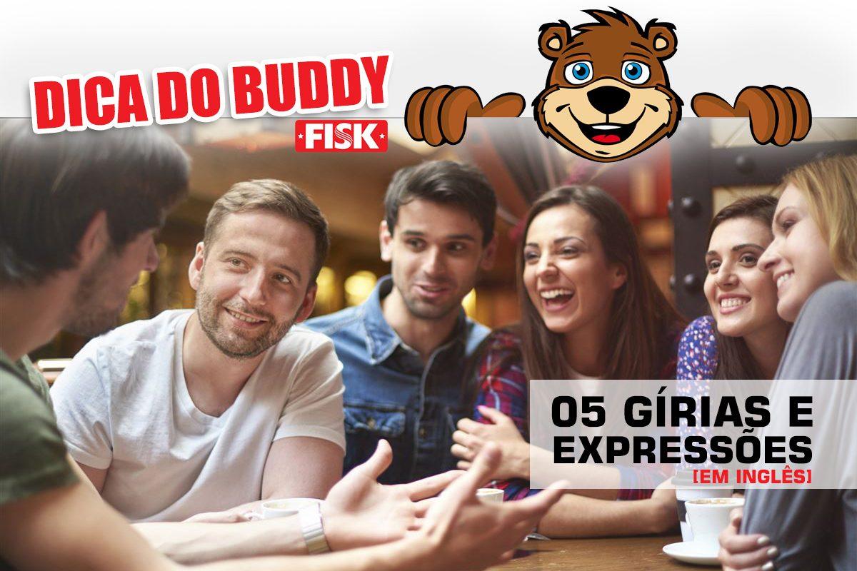 Inglês – 5 gírias e expressões muito utilizadas