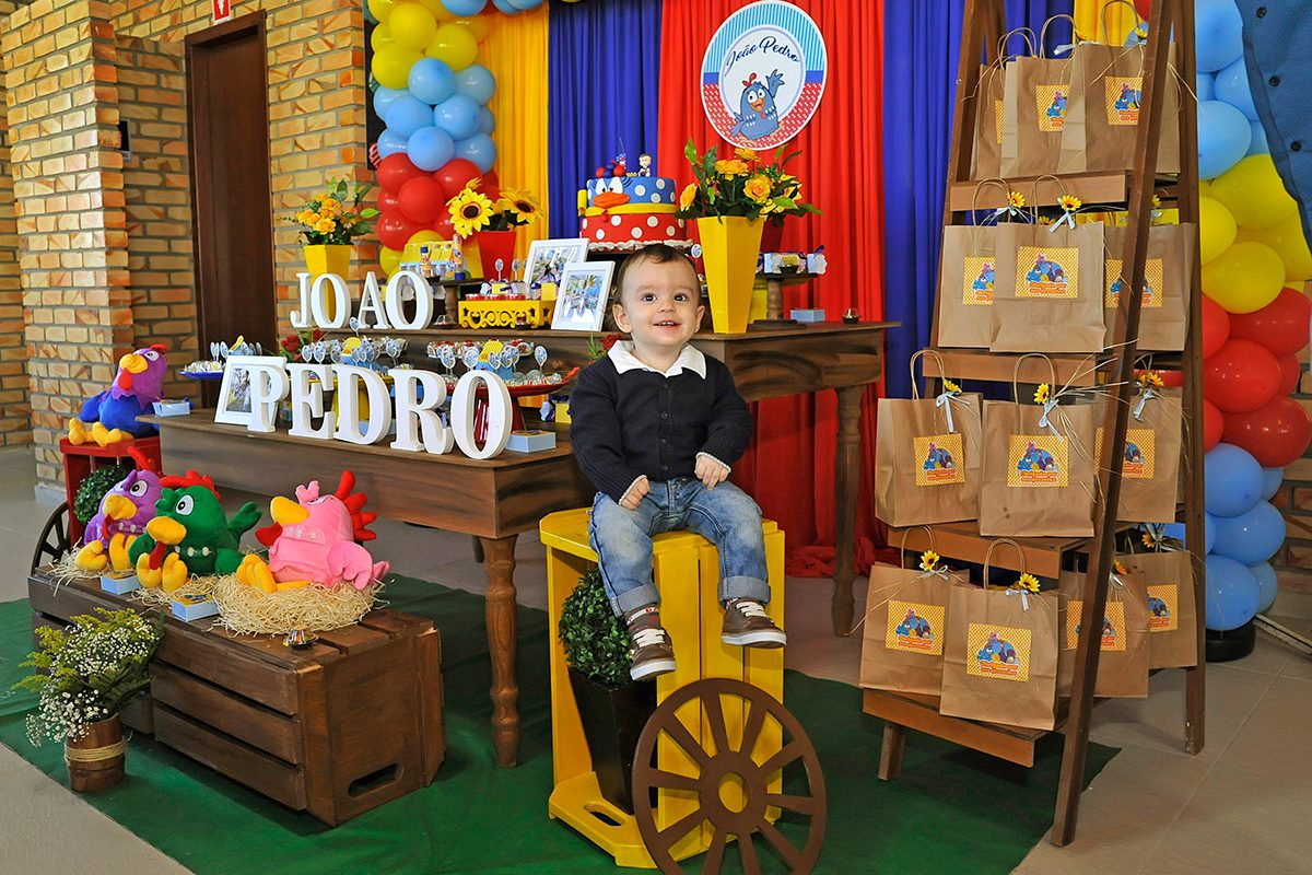 João Pedro – 1 ano