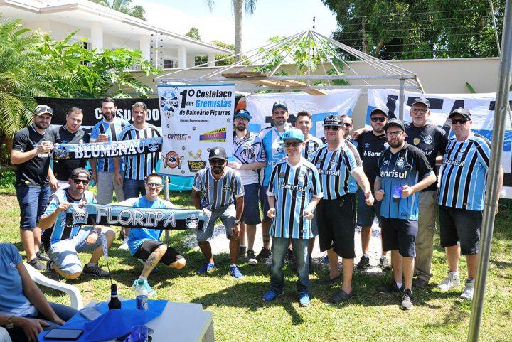 Lançamento do Consulado do Grêmio de Balneário Piçarras