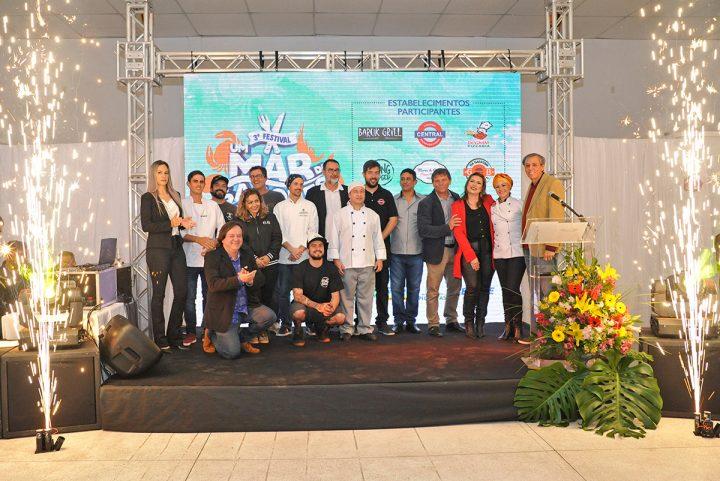 Lançamento do Festival gastronômico – Um Mar de Sabores (Piçarras)