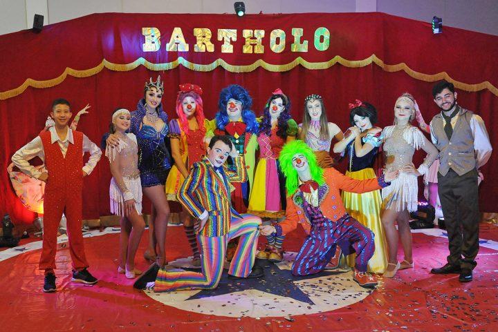 Live Trupe Bartholo (Piçarras)