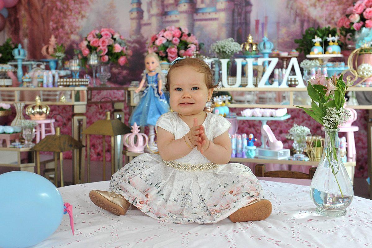 Luiza – 1 ano