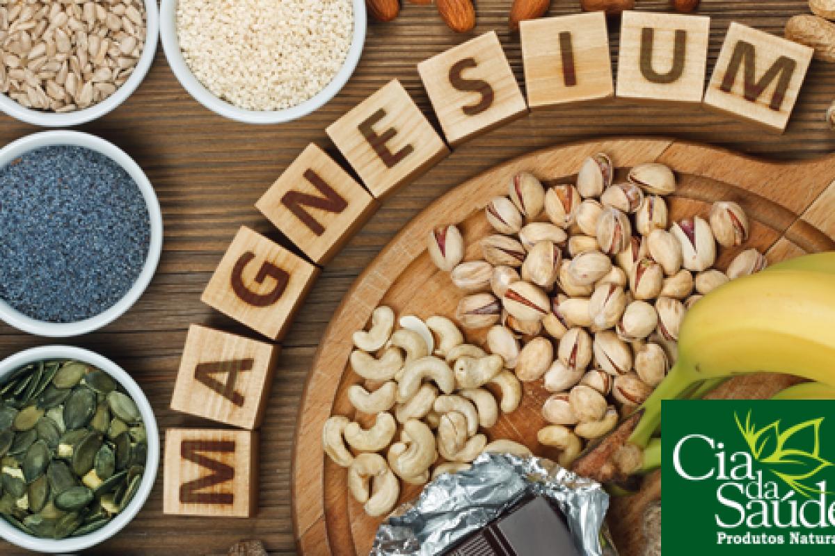 Magnésio, um mineral de extrema importância para o bom funcionamento do organismo