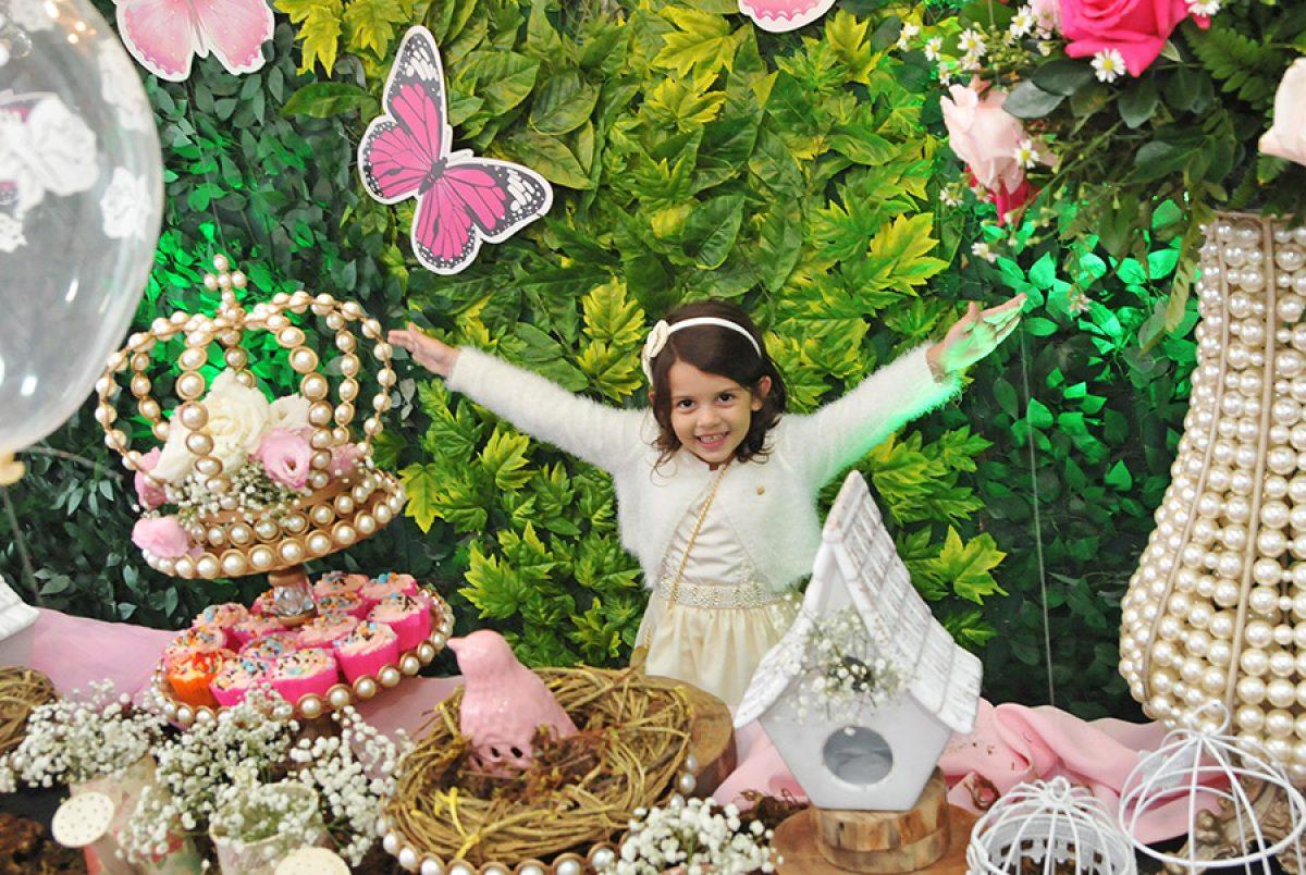Maria Clara – aniversário de 4 anos
