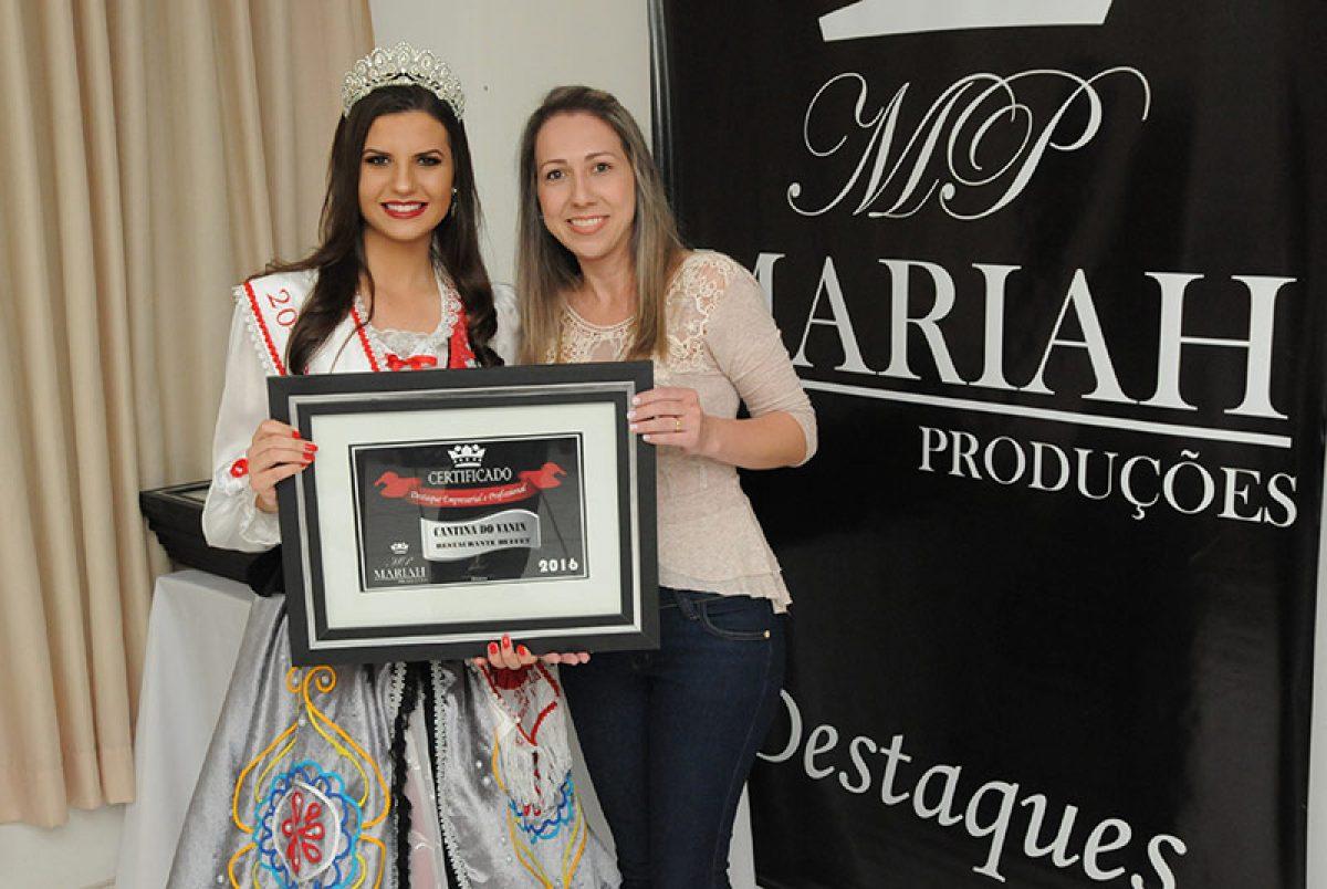 Mariah Produções – Destaques 2016 – Barra Velha