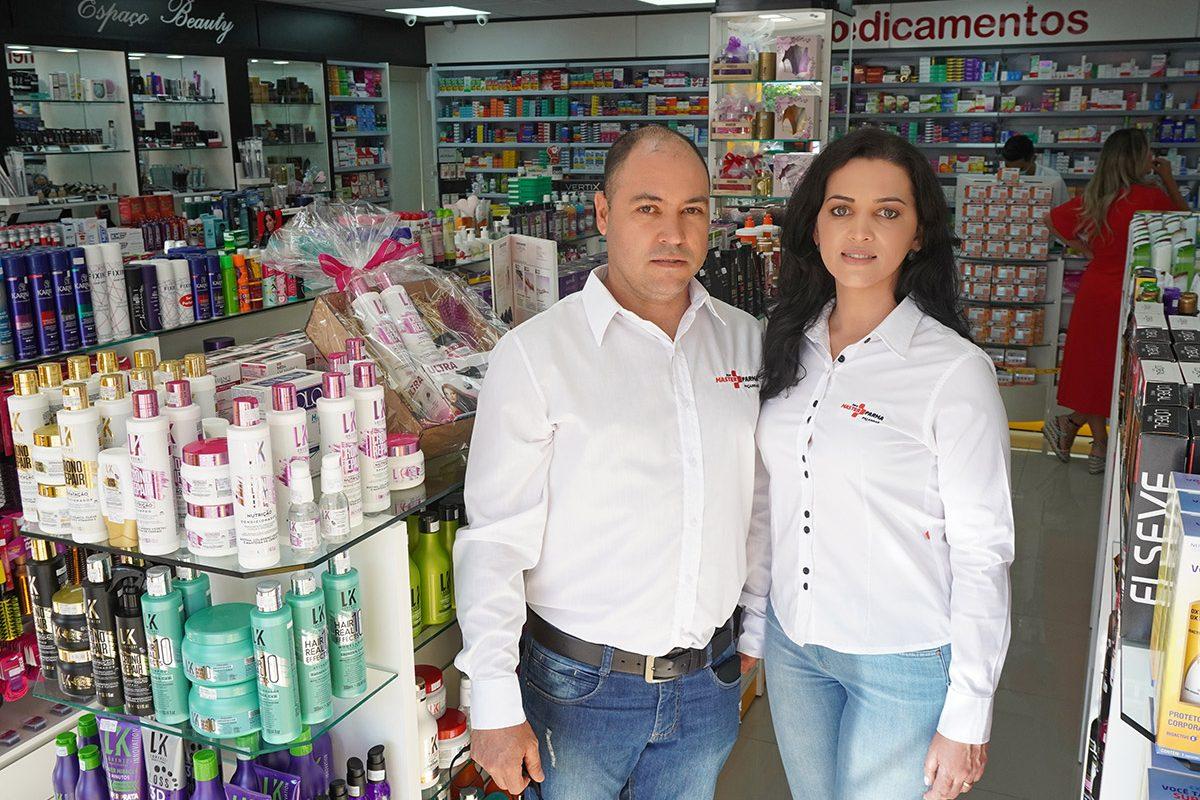 Master Farma Piçarras – reinauguração – 5 anos