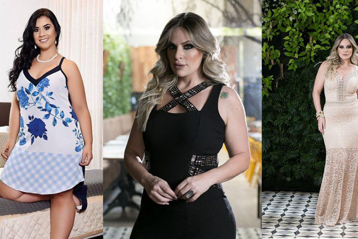 Moda Plus Size 2018 – Marcia Aubert