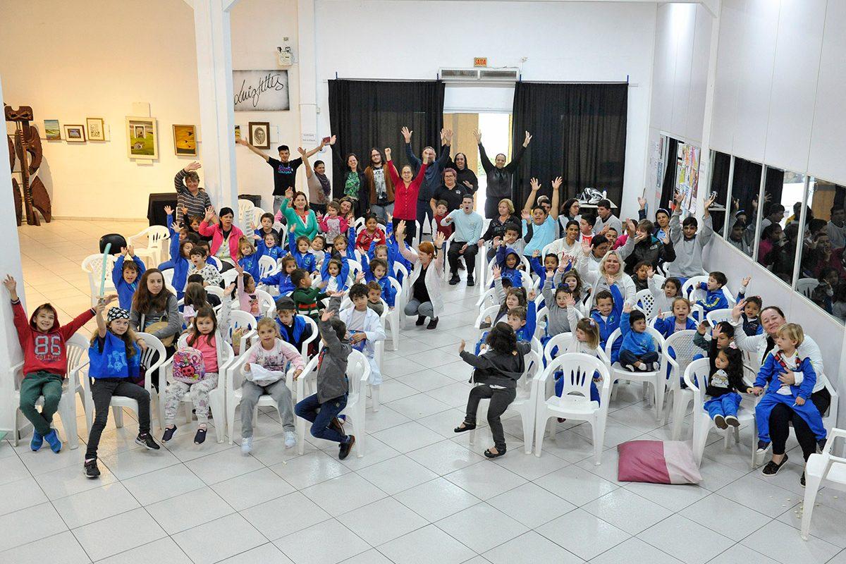 Mostra de cinema infantil (Piçarras)