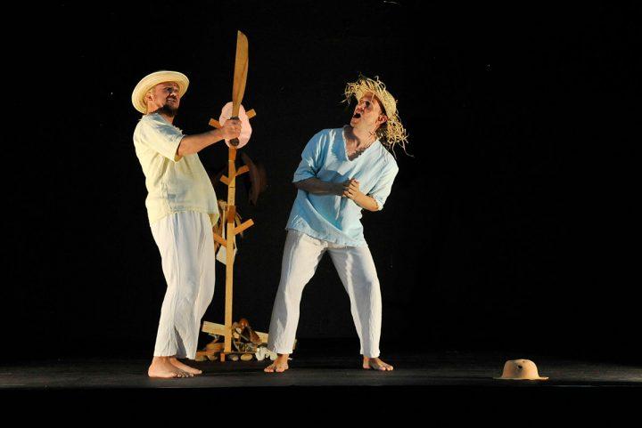 Mostra itinerante de teatro – Histórias de Malasartes (Piçarras)