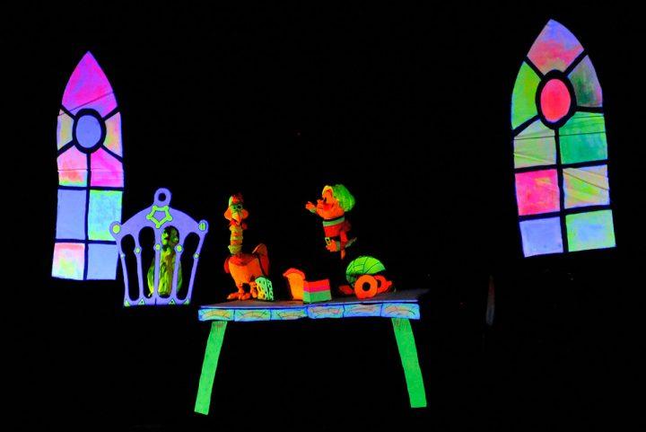 Mostra itinerante de teatro – João e o pé de feijão (Piçarras)