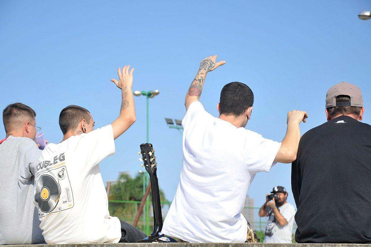 Movimento cultural – Colisão Hip Hop (Piçarras)