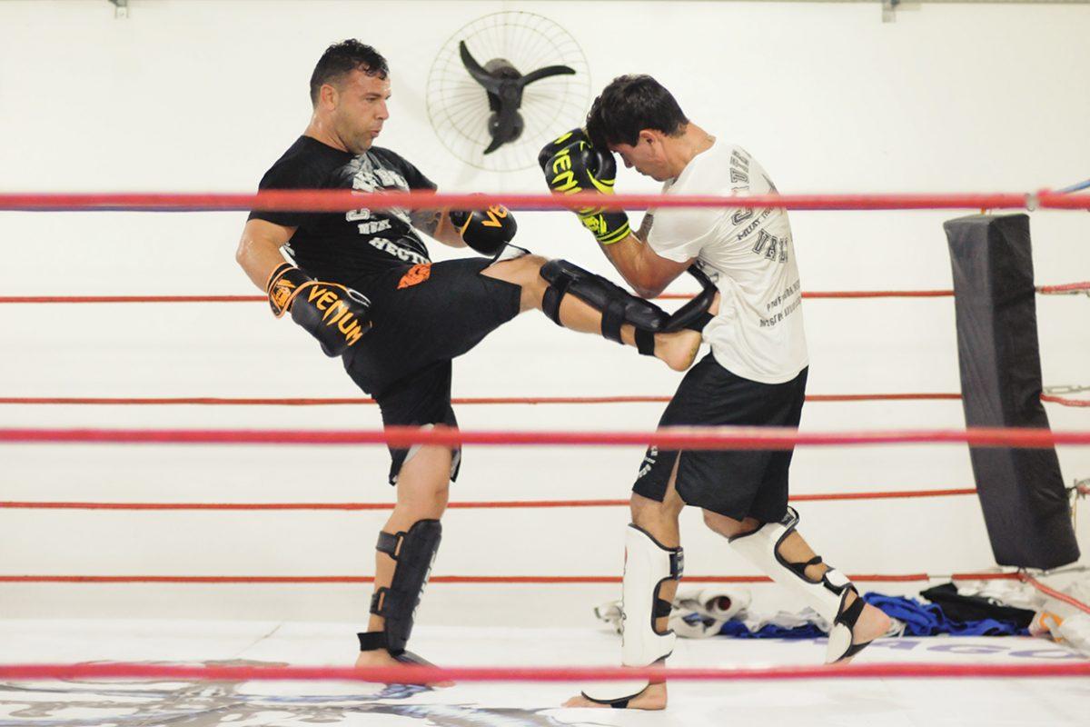 Muay Thai para emagrecer! Dicas para iniciantes!