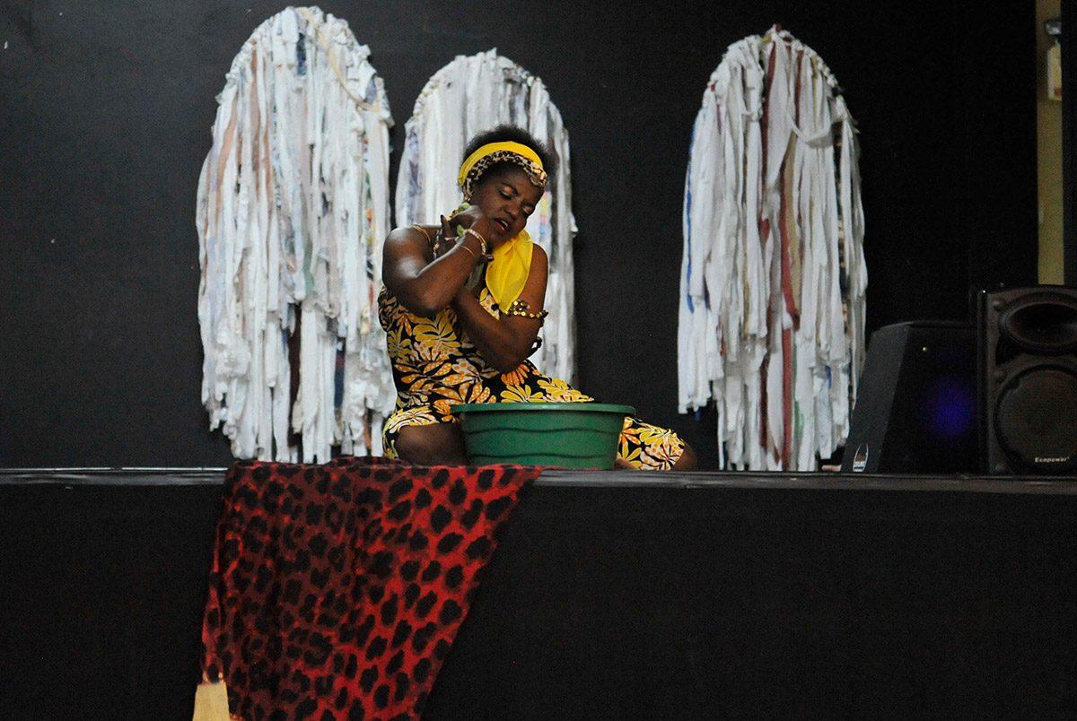 Pirão cultural – dia da consciência negra (Piçarras)