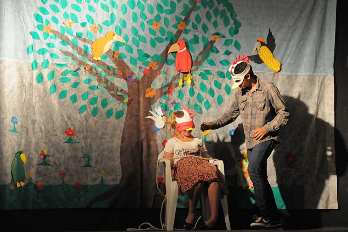 6ª Mostra de Teatro Escolar – Baln. Piçarras – 22/11/2016
