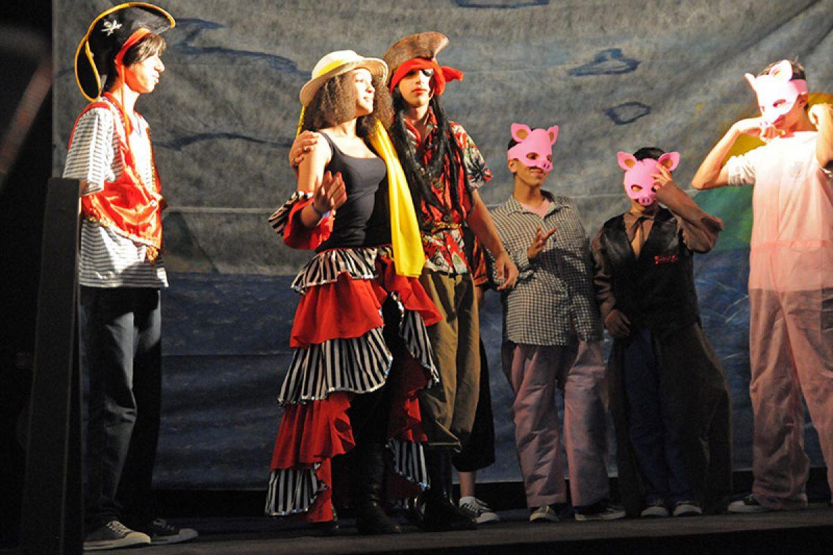6ª Mostra de Teatro Escolar – Baln. Piçarras – 21/11/2016