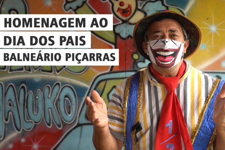 Homenagem ao Dia Dos Pais – Fundação Cultural de Balneário Piçarras (SC)