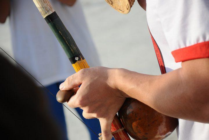 Roda entre amigos – capoeira (Piçarras)