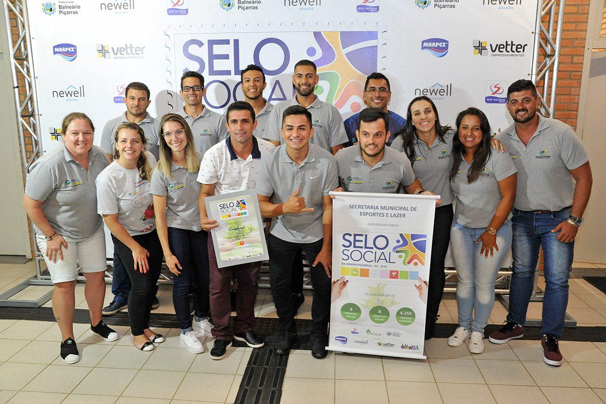 Selo Social 2019 (Piçarras)