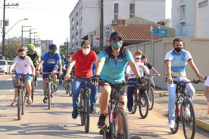 Semana do Ciclismo – Balneário Piçarras (SC)