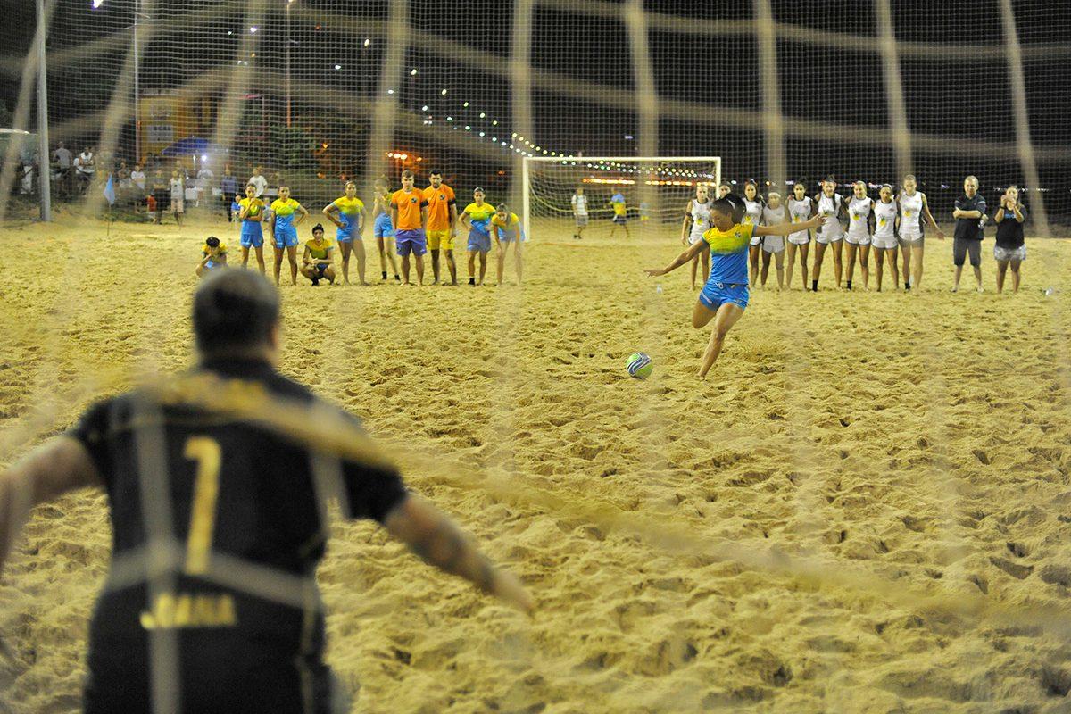 Taça RicTV Record – Beach Soccer (Piçarras)