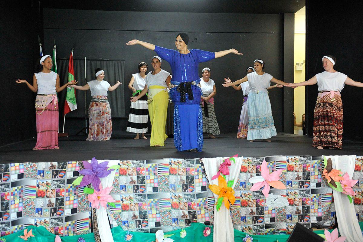 Tarde cultural – homenagem às mulheres (Piçarras)