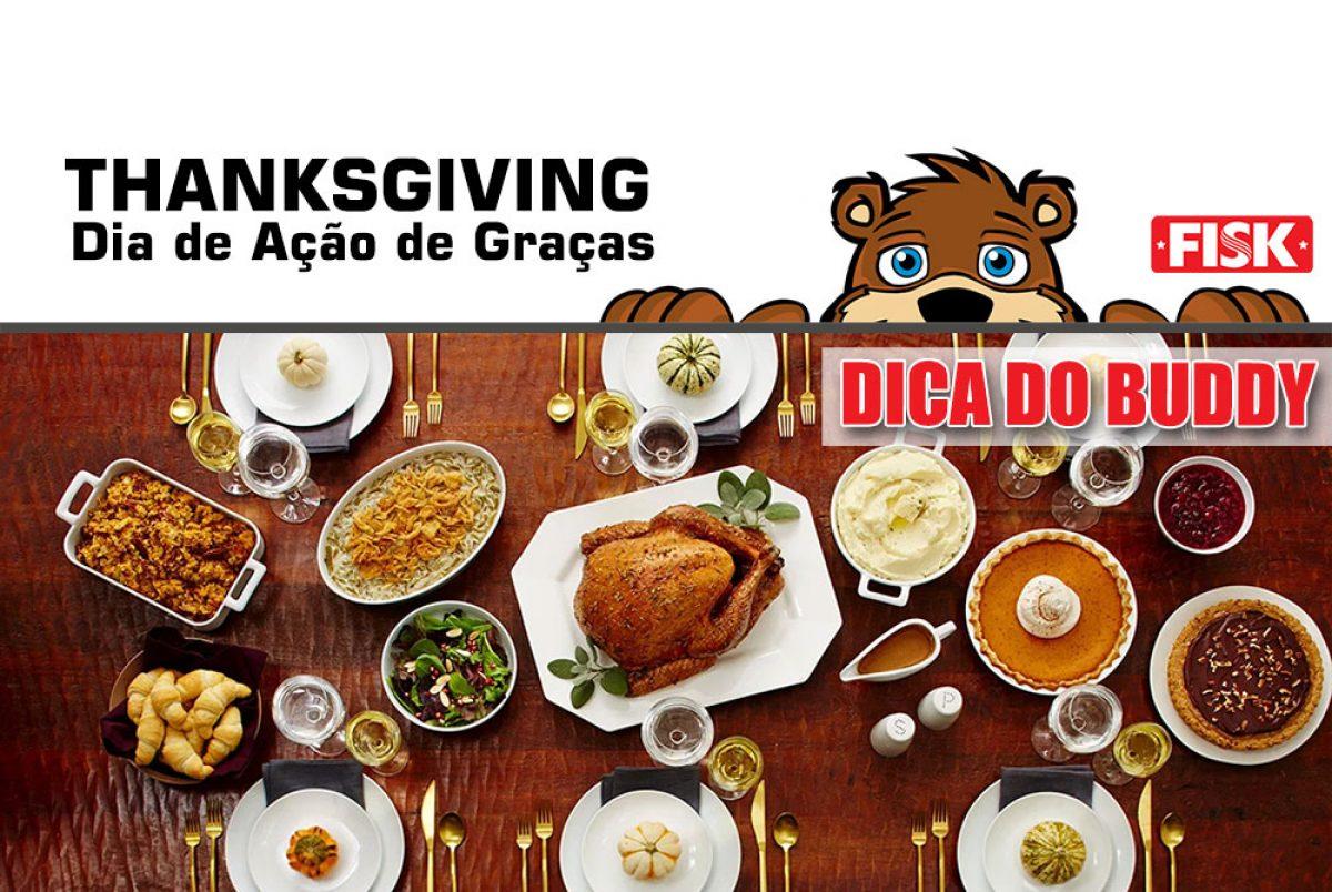 Thanksgiving ou Dia de Ação de Graças