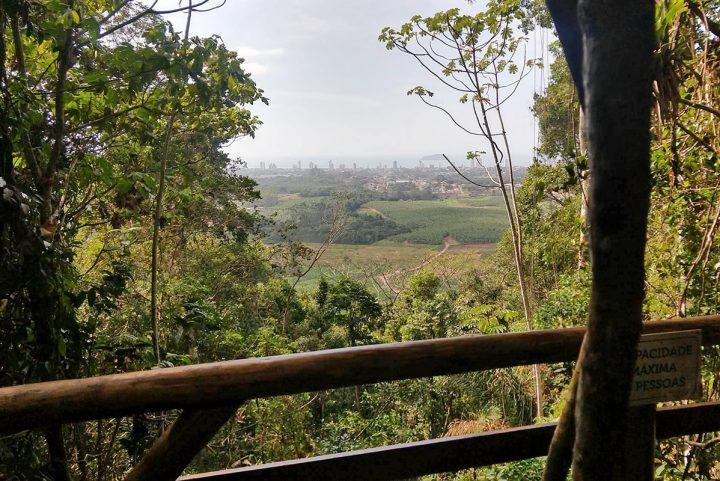 Trilha ecológica Morro do Quininho