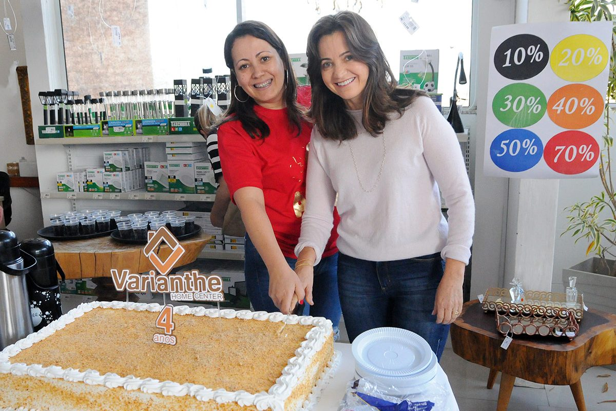 Varianthe Home Center – 4 anos
